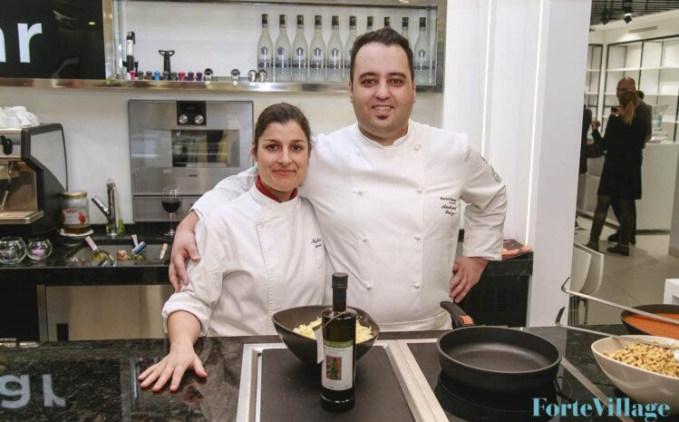 Кулинарный мастер-класс: АНДРЕА ПУТЦУ Шеф-повар